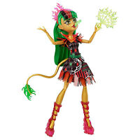 Brand New Monster High Freak du Chic JINAFIRE LONG Doll (CHX96) by Mattel