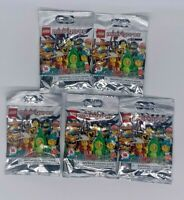 LEGO Minifigures Series 20 71027 - Lot of 5 **SHIPS NOW