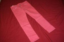 DC Shoes Legging Denim Jeans Cranberry Straight Leg Slim Fit Sz 28 x 33