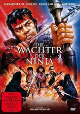 DIE WÄCHTER DER NINJA Eastern Limited Edition ALEXANDER LOU Chhin Fei DVD new