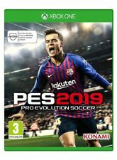 Pro Evolution Soccer 2019 Xbox One PAL UK New and Sealed