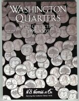 Harris Washington Quarters State Collection 1999 to 2002, Vol. 1