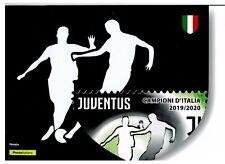 2020  ITALIA  JUVENTUS CAMPIONI D'ITALIA  2019/20  FOLDER