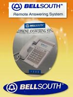 BELL-SOUTH  1200 Answering System Telephone MICRO  CASSETTE Vintage NEW 396064