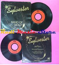 LP 45 7'' SYLVESTER Band of gold 1983 france POLYDOR 815 165-7 no cd mc dvd