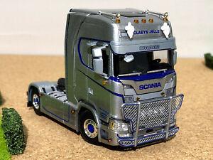 """Scania S highline CS20H 4x2 """"Claeys Jelle"""" WSI truck models 01-2417"""