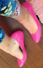 Rmk New Soft Leather Wedges Flats Shoes Sandals Marked 40  Fits 39 Or 8 New $110