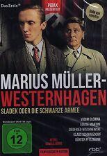 DVD NEU/OVP - Sladek oder Die schwarze Armee - Marius Müller-Westernhagen