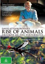 The David Attenborough - Rise Of Animals (DVD, 2014)