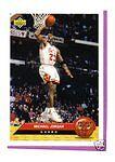 1992 - 1993 Upper Deck McDonald's Michael Jordan Chicago Bulls #P5 Basketball Card