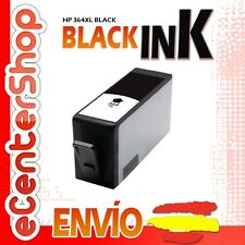 Cartucho Tinta Negra / Negro NON-OEM HP 364XL - Photosmart 5520 e All-in-One
