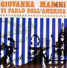 GIOVANNA MARINI - vi parlo dell'america CD