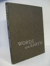 1960 CEDRIC WRIGHT-WORDS OF THE EARTH-NATURE PHOTOGRAPH