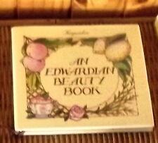 Keepsakes An Edwardian Beauty Book Marjorie Lampard