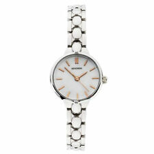 Sekonda Silver Plated Case Round Wristwatches
