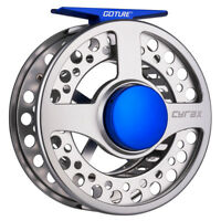 Goture Fly Fishing Reel Large Arbor CNC-machined Fly Reel Trout 3/4 5/6 7/8 9/10
