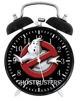 """Ghostbusters Alarm Desk Clock 3.75"""" Home or Office Decor W362 Nice For Gift"""