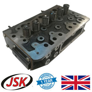 Complete Cylinder Head Assembly for Perkins A3.144 A3.152 3.144 3.152 Engines