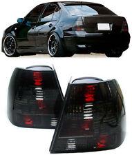 Black crystal finish tail lights rear lights for VW Bora Limousine 98-05