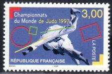 SELLOS DEPORTES FRANCIA JUDO 1997 3111 1v.
