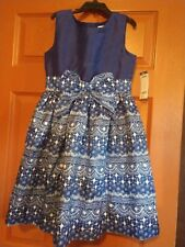 Gymboree girls holiday dressed up dress size 8 nwt