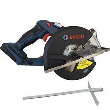 Bosch Akku-Metallhandkreissäge GKM 18 V-LI SOLO ohne Akku ohne Lader ohne L-Boxx