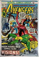 Avengers (1963) #113 2nd app. Of Mantis in 8.0 Very Fine
