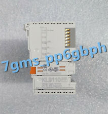 1pc BECKHOFF module KL9110 in good condition