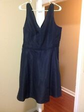 GAP Women's Little Black Dress - 16 - NWT LBD Formal Lined A Line