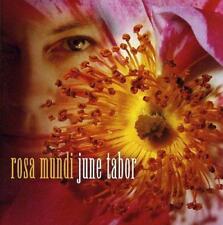June Tabor - Rosa Mundi (NEW CD)