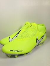Nike Phantom Vision Academy Df Fg Men's Soccer Cleats Size 10.5 Ao3258-717 New