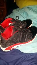 ~ Nike Air Max 2009 Pippen Basketball Shoes Black Bulls Men's Size 12 395708-002