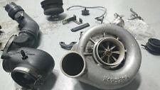 Rare German Lorinser K50 Supercharger Kit for Mercedes Benz M113 Engine
