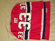 Patrick Roy Montreal Canadiens NHL Hockey Jersey