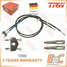 PARKING BRAKE CABLE FORD FIESTA V JH JD FUSION JU FIESTA V VAN TRW OEM GCH421 HD