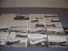 VINTAGE..AIR RACING/AIR RACERS ..DETAILS/HISTORY/PHOTOS..RARE! (802J)
