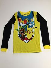 Boys size 10  Pokémon Long Sleeve Shirt NWOT