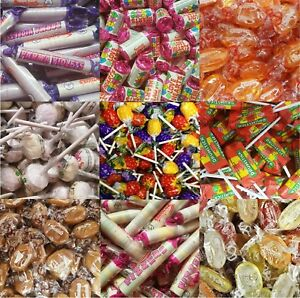 Assorted Flavour Candy Sweets Rolls Lollies Swizzels Matlow (10, 30, 100 or 3kg)