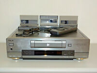 Sony DHR-1000 High-End DV / miniDV Recorder, inkl. FB & Tapes, 2J. Garantie