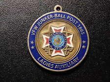 VFW JUNKER-BALL POST 1865 LADIES AUXILARY TOKEN!  MM151DXX