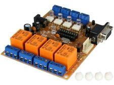 PIC-IO Development kit Microchip Interface RS232 100x80mm 12VDC OLIMEX LTD.