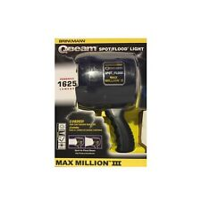 NEW BRINKMANN Q-BEAM MAX MILLION III SPOT/FLOOD LIGHT 1625 LUMENS 800-2301-W