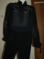 Glam Rock Blouse Original Vintage Tops & Shirts for Women
