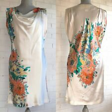 Paul and Joe Sister Lola Silk Flower Print Dress (size Small)