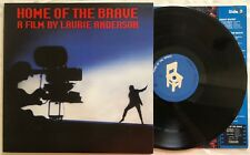 Laurie Anderson - Home of the Brave - Warner Bros Records - 9 25400-1 - (1986)