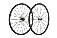700C 24mm clincher bike carbon road bicycle wheels 23mm wide carbon wheelset UD