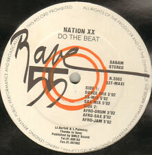 NATION XX - Do The Beat - Rave 55