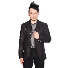 Aderlass  Gothic Steampunk Punk Punkabilly Jacke - Rockstar Art Denim Jacket