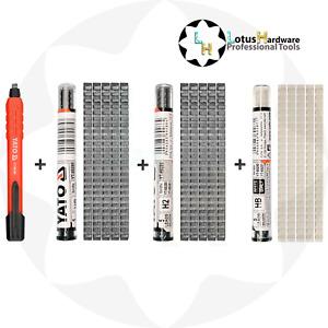 Pencil Masonry Automatic Construction Carpenteinc Lead HB, H2, HB WHITE YT-69280