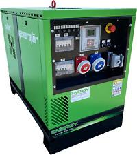 12,2 KVA 400V Diesel ENERGY Stromerzeuger  EY-12,5TDE-S Stromaggregat
